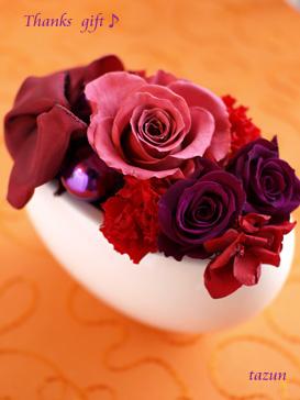感謝のお花です♪_d0144095_17382651.jpg