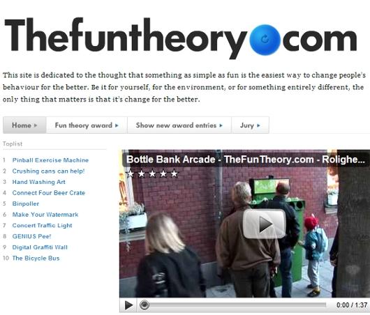 楽しむことでより良くしよう The Fun Theory_b0007805_1414938.jpg