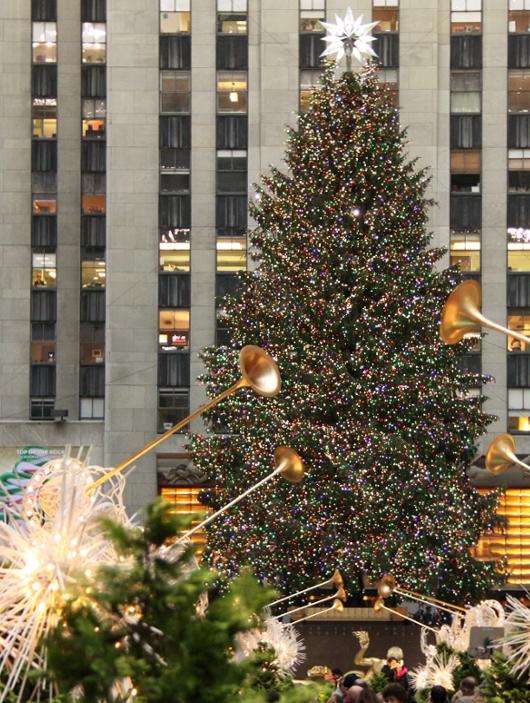 ロックフェラーセンターのクリスマスツリー 2009_b0007805_4421986.jpg