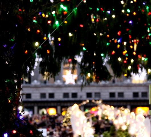 ロックフェラーセンターのクリスマスツリー 2009_b0007805_44321100.jpg