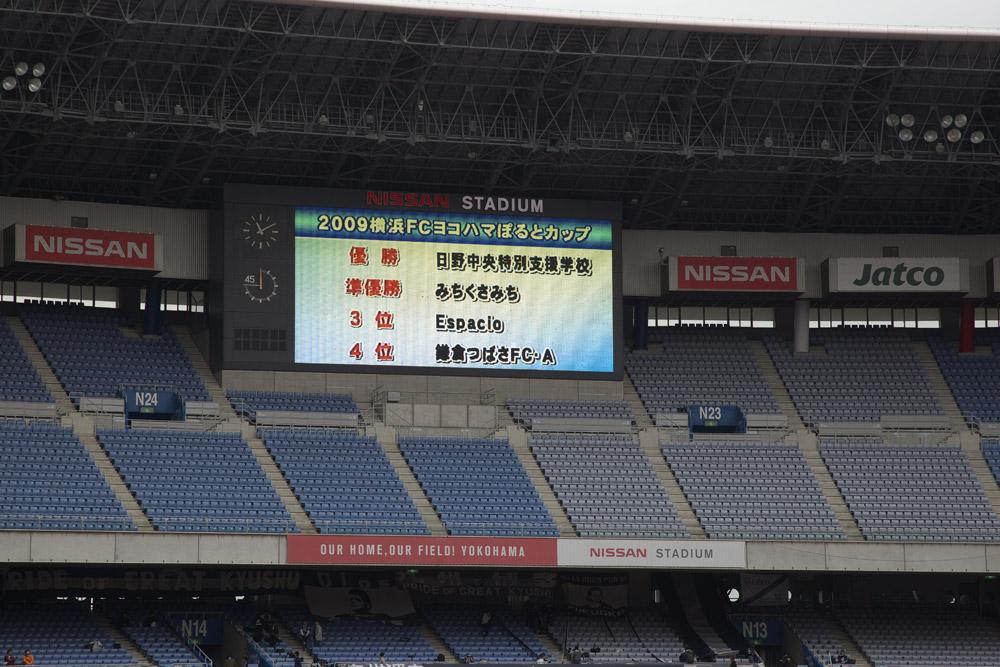 横浜FCヨコハマぽるとカップ決勝 結果_b0023523_86396.jpg