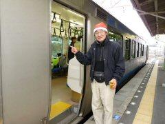 クリスマスとれいん報告_f0019247_17303935.jpg