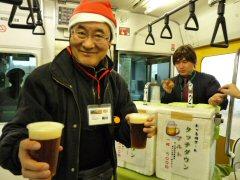 クリスマスとれいん報告_f0019247_17332466.jpg