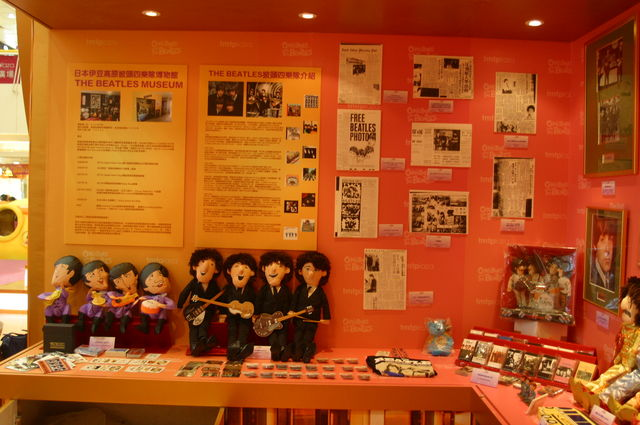 「Christmas with The BEATLES @tmtplaza」 _f0077373_0302129.jpg