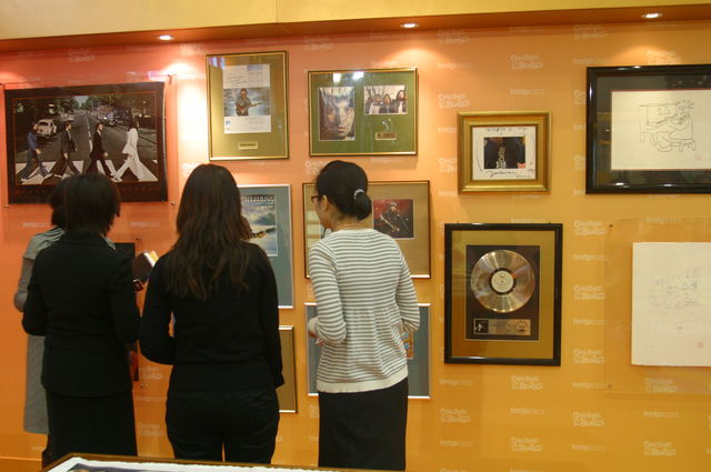 「Christmas with The BEATLES @tmtplaza」 _f0077373_033456.jpg