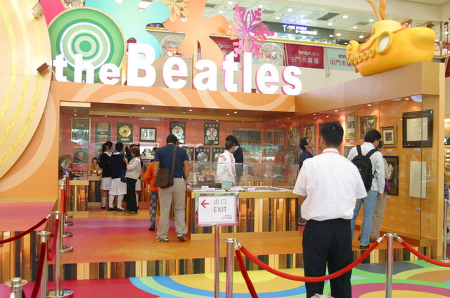 「Christmas with The BEATLES @tmtplaza」 _f0077373_063544.jpg