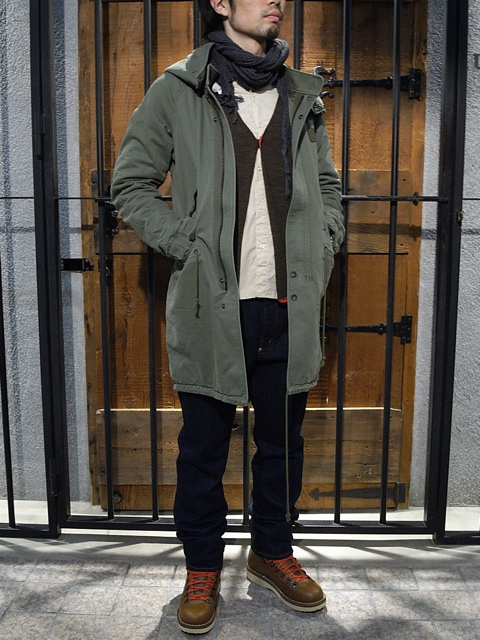 寒い日 Style!_c0079892_20505396.jpg