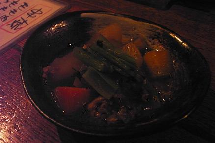 Charcoal Grill 庵狐  三宿店_c0001694_7204222.jpg