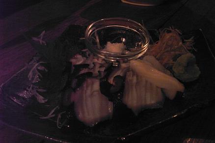 Charcoal Grill 庵狐  三宿店_c0001694_7334812.jpg