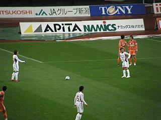 アルビレックス新潟×FC東京 J1第34節_c0025217_15145235.jpg