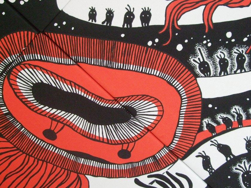 1110) アバウトの写真 25回目 「(門馬) ミカミイズミ・展 『水は夜でもなられる』より」 _f0126829_1062037.jpg