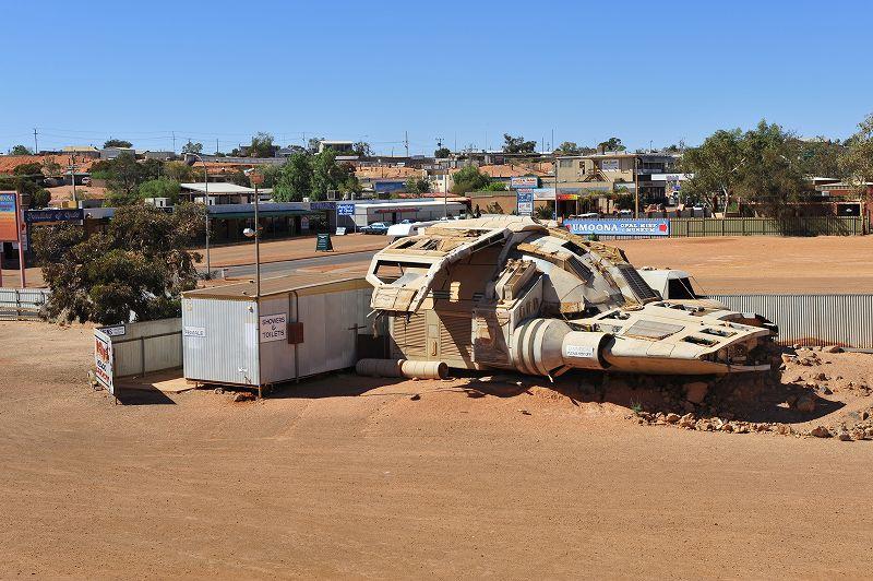スターウォーズの街 クーバーペディー 南オーストラリア_f0050534_6291552.jpg