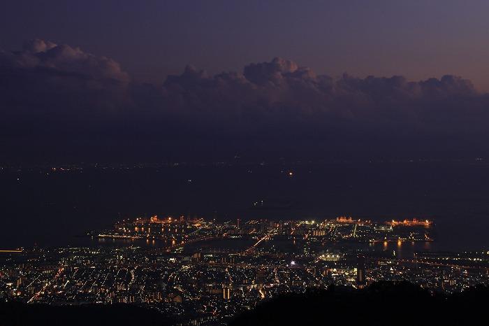 1,000万$の夜景 from 六甲ガーデンテラス☆_a0122544_22115783.jpg