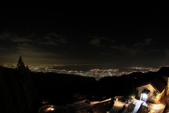 1,000万$の夜景 from 六甲ガーデンテラス☆_a0122544_22122236.jpg