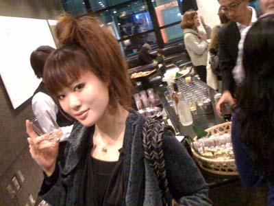 オープニングパーティー CREATION project 2009 「手ぬぐいTOKYO」_f0196753_2143019.jpg