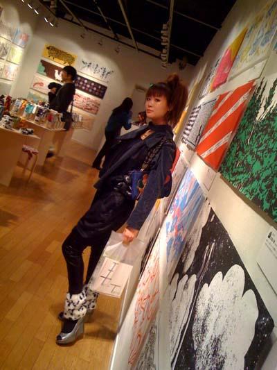 オープニングパーティー CREATION project 2009 「手ぬぐいTOKYO」_f0196753_2202462.jpg