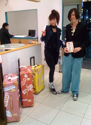 銀座『R25 cafe』にありました☆_f0196753_2244381.jpg