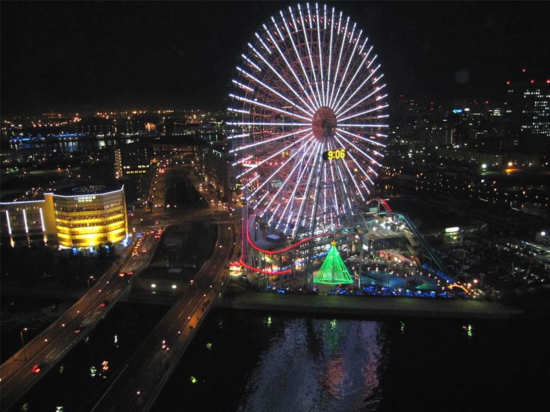 パンパシフィック横浜ベイホテル♡ありがとぅ♡_f0119369_10142820.jpg