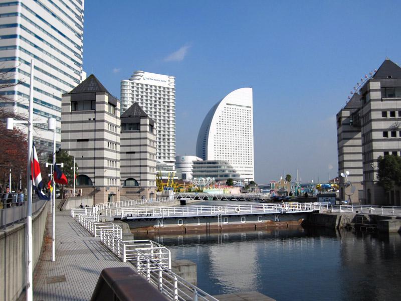 パンパシフィック横浜ベイホテル♡お散歩♡_f0119369_14273072.jpg