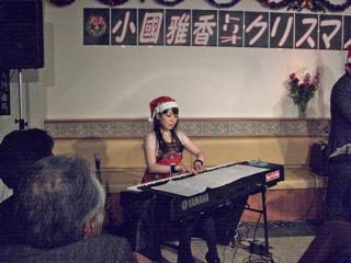 クリスマスライブ@プリマヴェーラ_d0052485_21175510.jpg