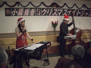 クリスマスライブ@プリマヴェーラ_d0052485_21181871.jpg