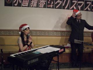 クリスマスライブ@プリマヴェーラ_d0052485_21183537.jpg
