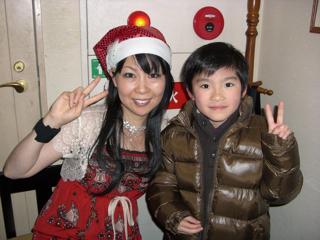クリスマスライブ@プリマヴェーラ_d0052485_21185847.jpg