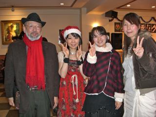 クリスマスライブ@プリマヴェーラ_d0052485_21194072.jpg