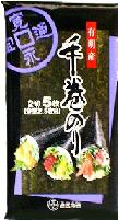 新海苔で手巻き寿司パーティー!_e0184224_10275640.jpg