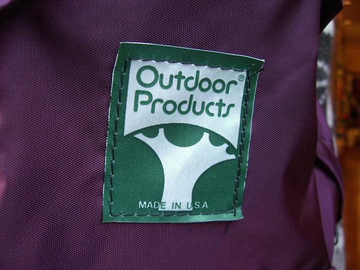 \'70s Outdoor Products DAYPAK_f0191324_19302643.jpg