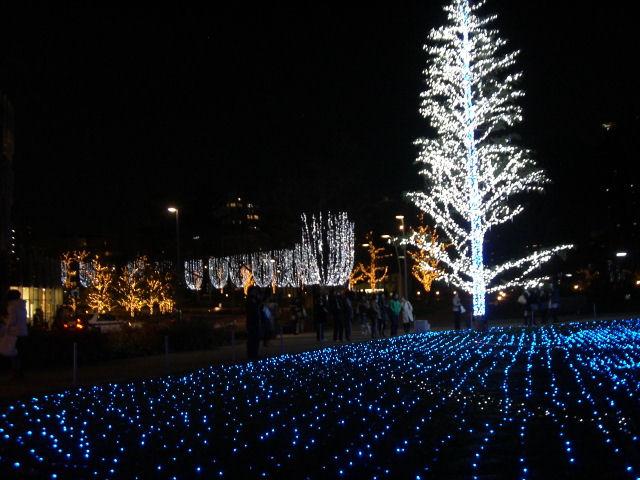 クリスマスイルミネーション 東京ミッドタウン_c0210533_10193050.jpg
