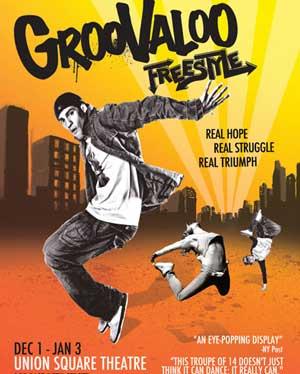 Hip Hop ミュージカル in NYC_f0009746_4561250.jpg