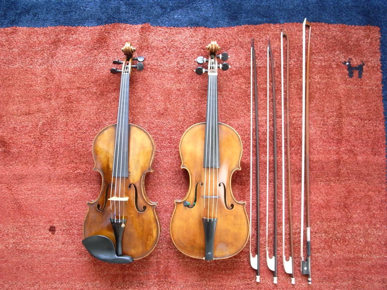 大内山薫のバロックヴァイオリン...