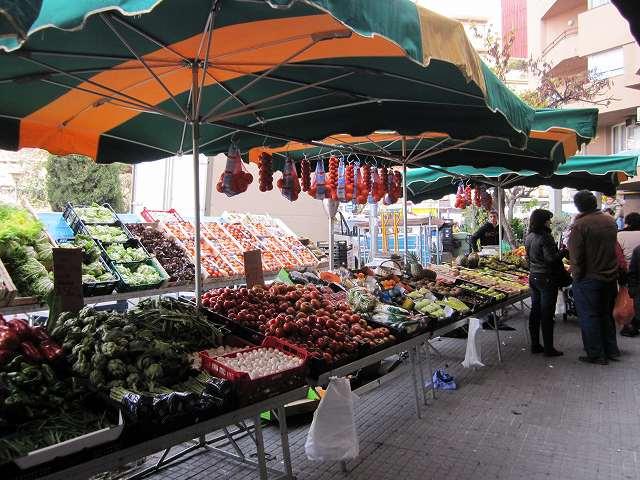 Vicの中世の市 その1  Mercado mediaval en Vic 1_b0064411_7454397.jpg