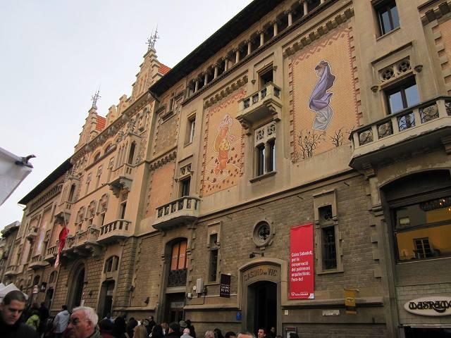 Vicの中世の市 その1  Mercado mediaval en Vic 1_b0064411_7502320.jpg