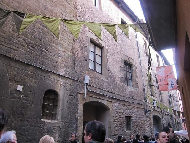 Vicの中世の市 その1  Mercado mediaval en Vic 1_b0064411_8102058.jpg