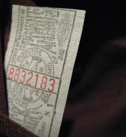 アメリカ仕入れ情報 #17 50'S デッドストック BILTWELL ダック ダブルニー PANTS_c0144020_1226691.jpg