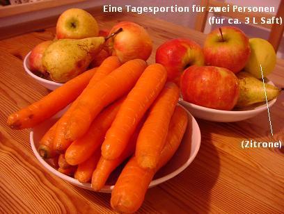 自家製野菜ジュース(追記:ジューサーでお餅つき!)_d0144726_5264018.jpg