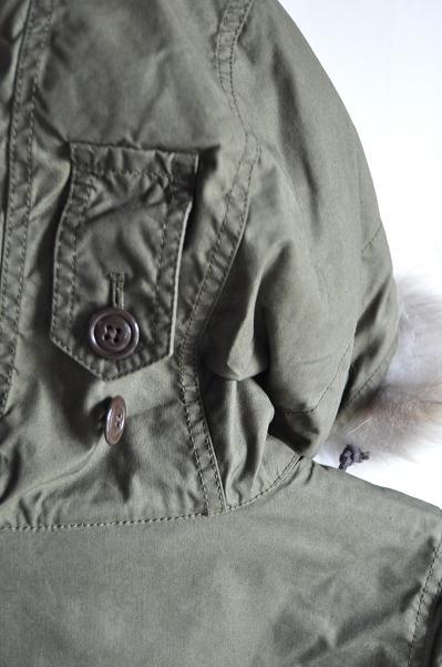 OMNIGOD N/C paraffin detachable duffel
