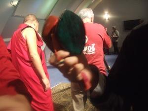 チベット僧の音楽&ダンス体験_e0030586_839879.jpg