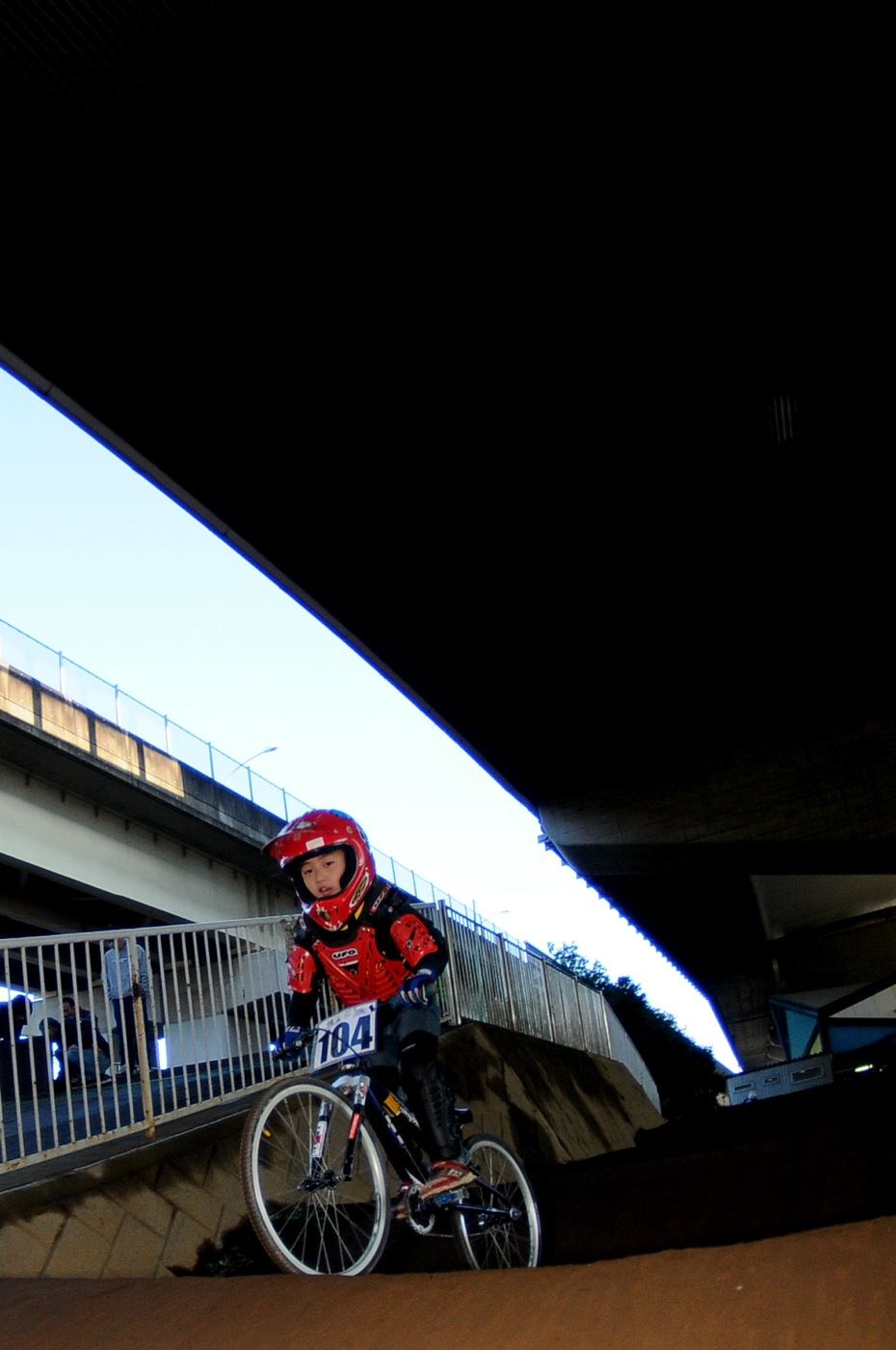 2009JOSF川口ゴリラ公園12月定期戦VOL9:コース外の風景..._b0065730_20481215.jpg
