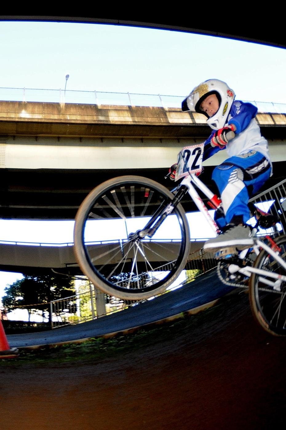 2009JOSF川口ゴリラ公園12月定期戦VOL9:コース外の風景..._b0065730_20484473.jpg