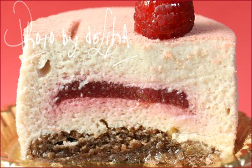 お気に入りの『バードゥショコラ』のケーキ☆_c0131054_1654726.jpg