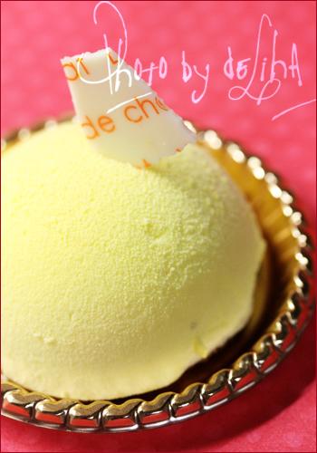 お気に入りの『バードゥショコラ』のケーキ☆_c0131054_1655339.jpg