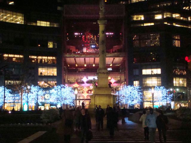 散歩はリンカーンセンターへ龍矢を観に、_d0100880_11491012.jpg