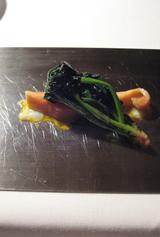 今年はたくさん食い倒れ忘年会(爆) Restaurant Satoshi.F _b0065587_17231984.jpg