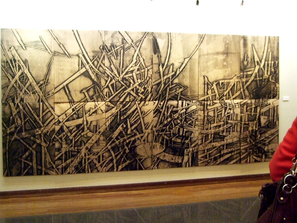 1117) さいとう 「石井誠・展 『無限景』」・版画展 終了・11月17日(火)~11月22日(日)_f0126829_10444287.jpg