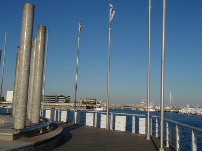 カリファミリー5マルで横浜ベイサイドマリーナへ_b0001465_17291135.jpg