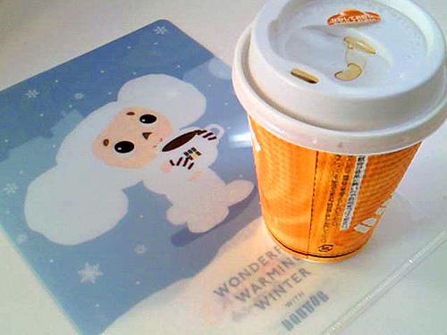 ドトールコーヒーショップ 池袋グリーン大通り店_c0152767_1685321.jpg