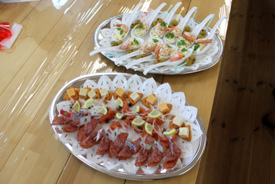 ★☆party food レポート☆★_e0043367_16152085.jpg